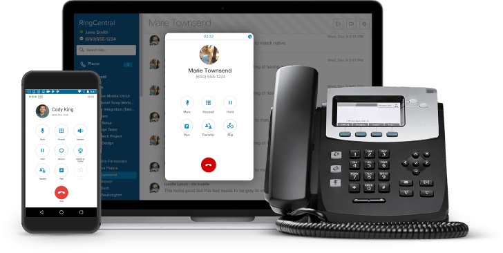 Connect Easily With RingCentral Office